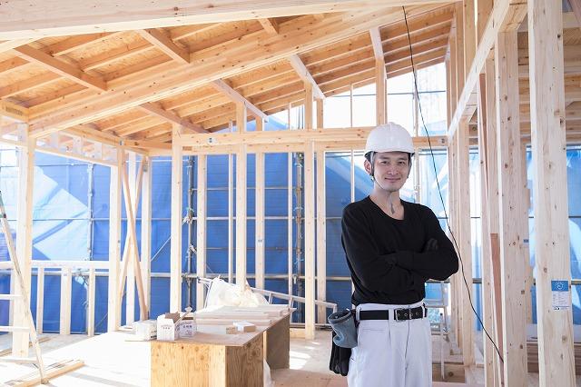 納品完了 資材 木材 建材 住設 福岡 建築工事 資材販売